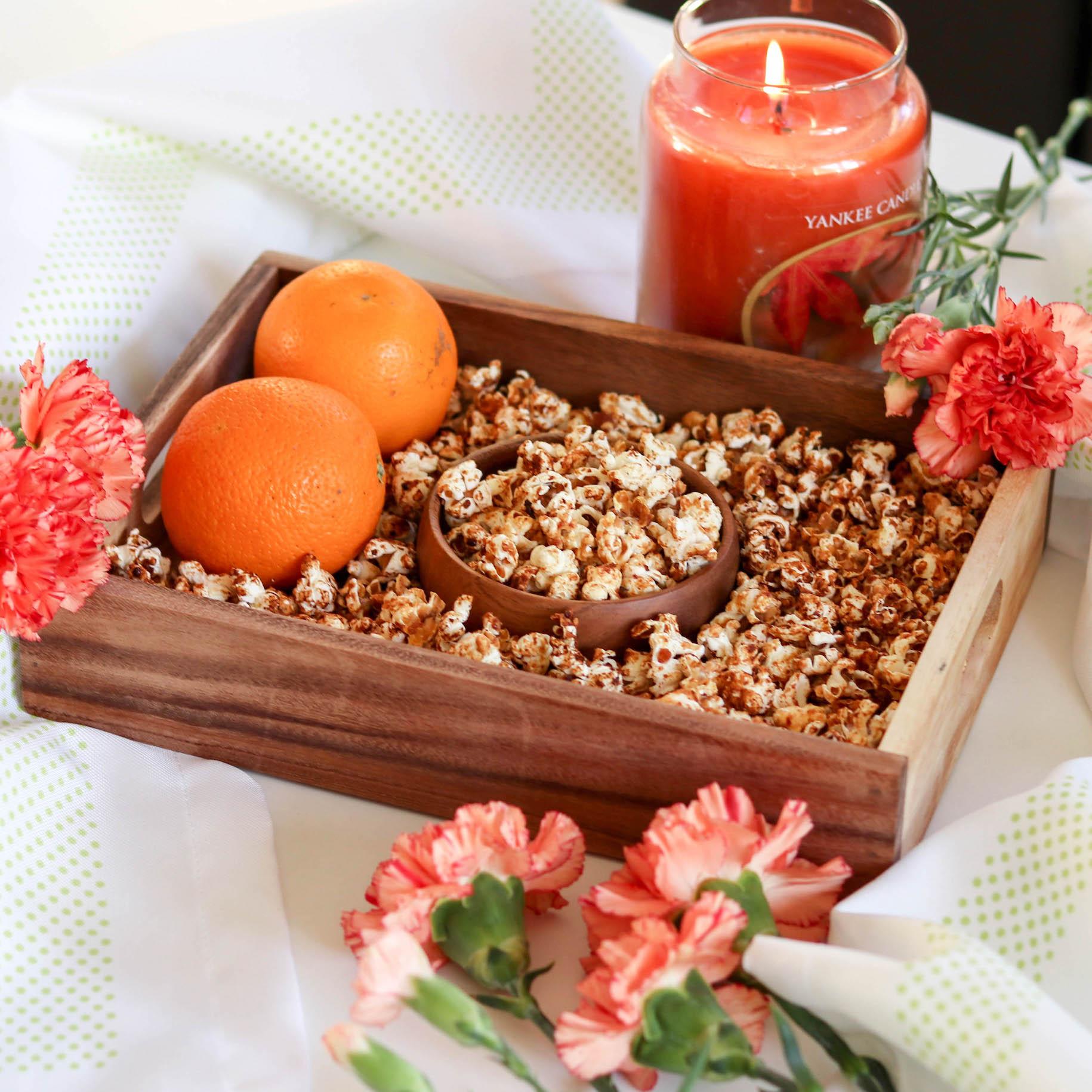 Süßes Popcorn Rezept-1