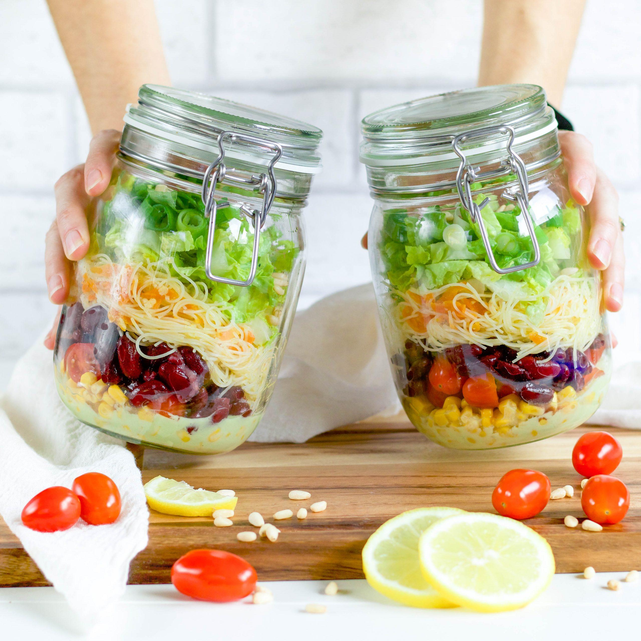 Meal Prep im Glas - Rezept 2